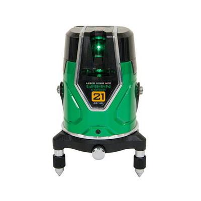 シンワ レーザーロボ グリーン Neo E Sensor 21 (802147)