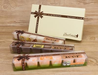 【送料込み】お家で北海道物産展の味を!第2弾 おもっちーず3種セット