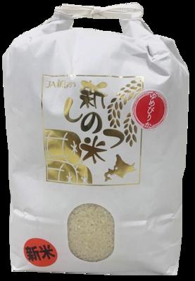 新米 ゆめぴりか特別栽培米5kg