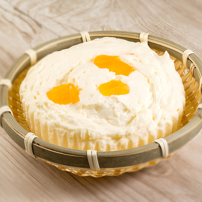 かご盛北海道メロンレアチーズケーキ1個