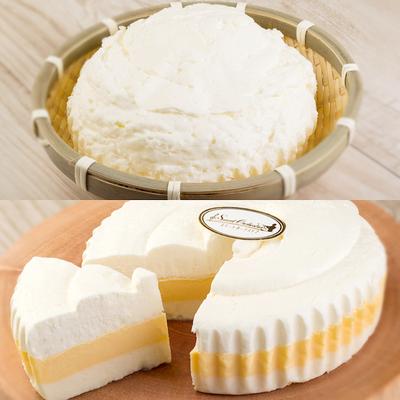 厳選チーズケーキセット