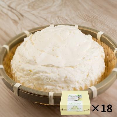 かご盛レアチーズケーキ1個 18入