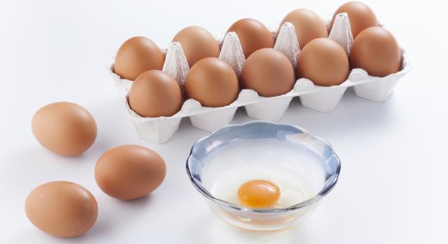 地養卵の生たまご