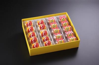 キミがいちばん・スモッちセット【赤玉・白玉半熟燻製たまご】