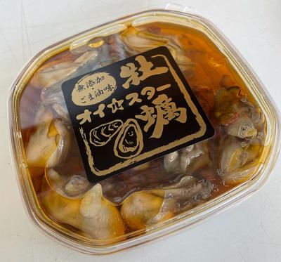 牡蠣オイル漬け「オイルスター」
