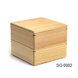 古代杉の重箱