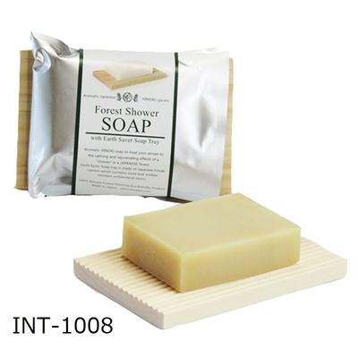 フォレスト シャワーソープ 石鹸置き付