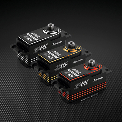 POWER HD HV BRUSHLESS Servo S15 (Gold)