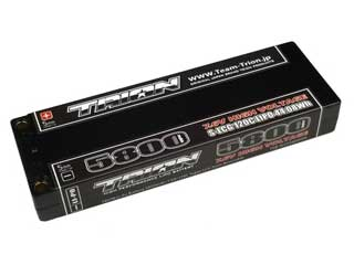 TRION Li-Po Battery 5800/7.6V/5mm/ Super LCG 限界突破 限定3個