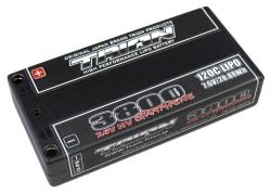 TRION Graphene Li-Po Battery 3800mAh/7.6V/120C