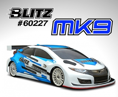 ACTIVE BLITZ MK9 0.5㎜ ボディーステフナー付