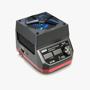 SkyRCBD250バッテリーディスチャージャーアナライザー SK-600133