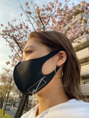 WC Naoto Comfort Mask Black