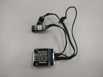 SANWA ジャイロ SGS-02 美品 中古 4月4日UP商品