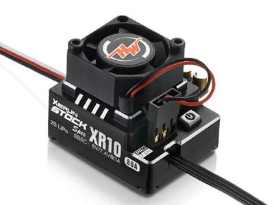 HobbyWing XeRUN XR10 PRO STOCK SPEC V4 限定1個