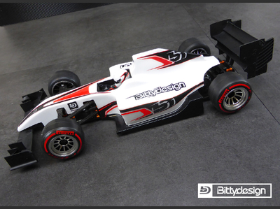 Bittydesign F1 Type-6R