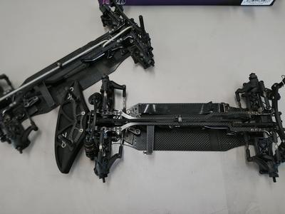 YOKOMO BD8 部品取り車付 中古品 5月3日UP商品