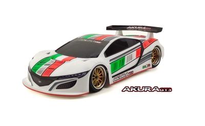 モンテック Akura GT3 SuperGTクラス 公認