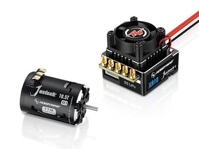 COMBO-XR10 Justock G3 ESC & 3650 SD G2.1 (一般販売用)