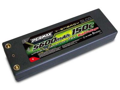 KAWADA PERMAXリポバッテリー <LCG/7.6V/5600mAh/150C>
