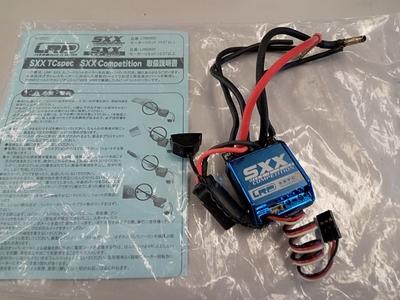 LRP  SXX   ブラシレスESC 中古 8月30日UP商品