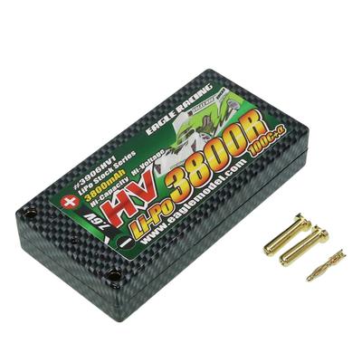 イーグル Li-HVバッテリ-EA3800R/7.6V 100C+αハードケース仕様
