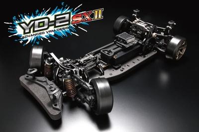 RWDドリフトカー YD-2 SXII