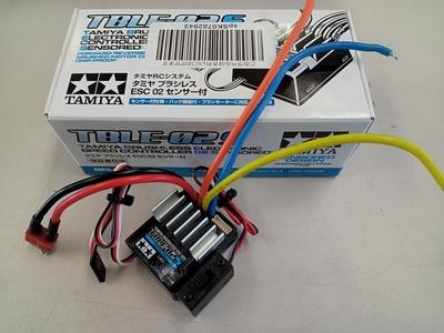TAMIYA TBLE-02S 中古 9月7日UP商品