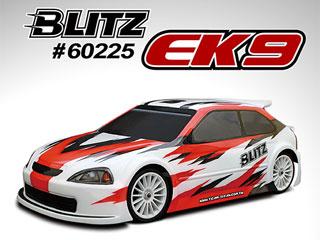 BLITZ EK9 FWDボディ <190mm/0.5mm厚>