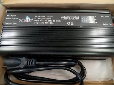 安定化電源 AD350  中古 10月5日UP商品