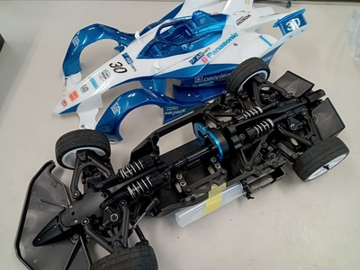 TC01キット① 走行少  中古10月5日UP商品
