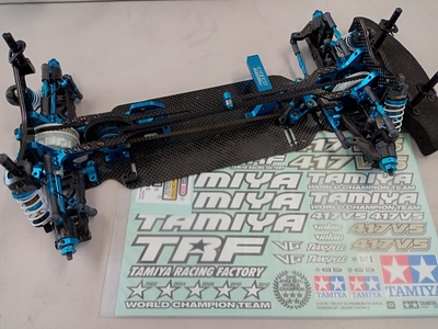 TRF417 V5 キット  中古10月5日UP商品