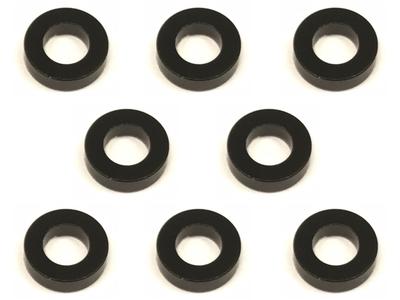 アルミM3ワッシャー1.5t ブラック