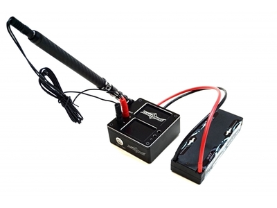 TEAM POWERS Portable Soldering Iron Station  New!!