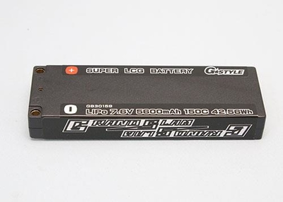 G-STYLE  GRANDSLAM 2020 LIPO  <7.6V/5600/S-LCG/5mm>