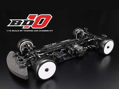 YOKOMO ハイエンドツーリングカー BD10
