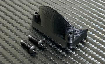 40mmクーリングファンシュラウド