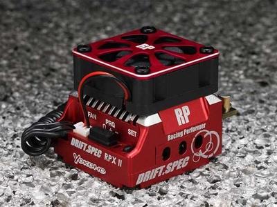 ドリフトパフォーマンス RPX-II DRIFT SPEC スピードコントローラー レッドバージョン