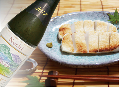 Nechi2017年五百万石壱等米+櫛形かまぼこ卓飲みセット