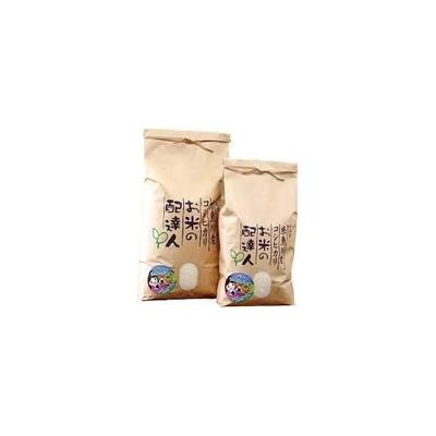 お米の配達人コシヒカリ白米10kg