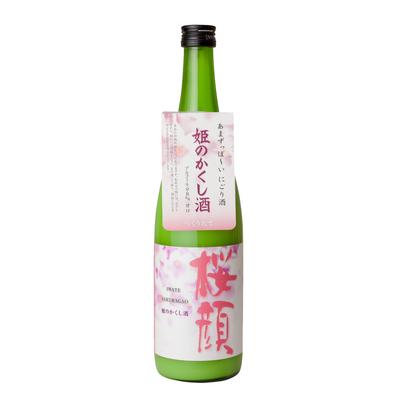 【春限定】姫のかくし酒(低アルコールにごり酒) 700ml【クール便】