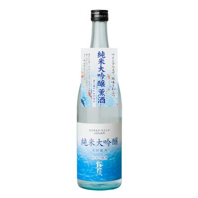 【夏限定】純米大吟醸 生貯蔵酒 720ml