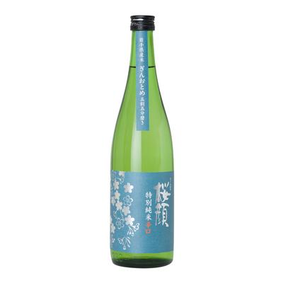 桜顔特別純米辛口 720ml