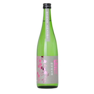 桜顔 特別純米酒 五割五分 720ml