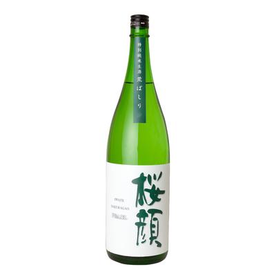 【冬限定】特別純米生酒 荒ばしり 1,800ml【クール便】