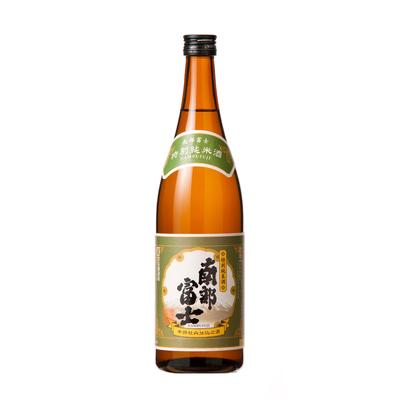桜顔 特別純米酒 南部富士 720ml
