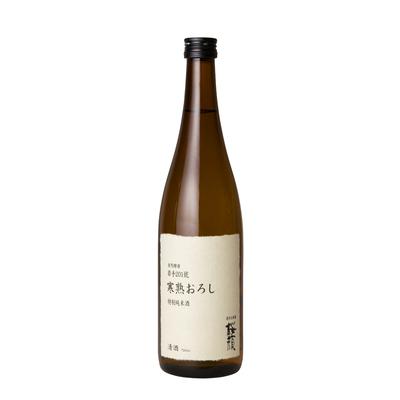 【秋限定】特別純米酒 完熟おろし 720ml