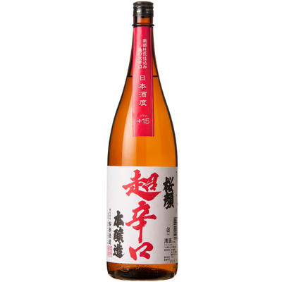 桜顔 超辛口 1800ml