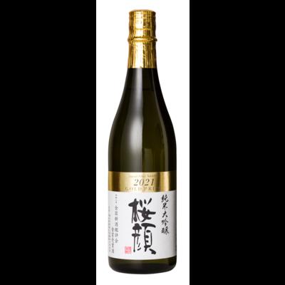 2021金賞受賞酒 純米大吟醸 720ml