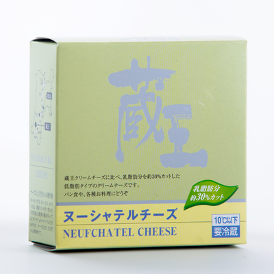 蔵王 ヌーシャテルチーズ120g